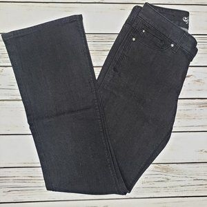 NWOT Express Boot Cut 4R Low Rise Jeans